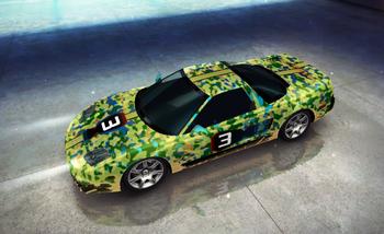 20160208 Acura NSX 2005 decal 4