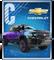 Chevrolet Silverado 2500HD blueprint ax