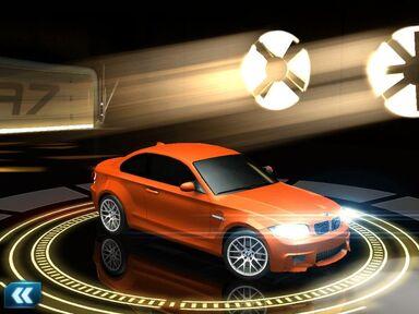 BMW 1M Coupé Asphalt 7