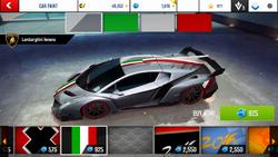 Lamborghini Veneno Decal 14