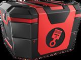 V8 Engine Box
