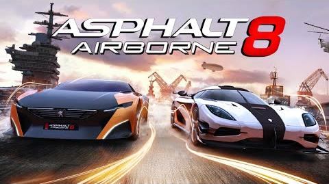 Asphalt 8 - Discover the Metal Technology!