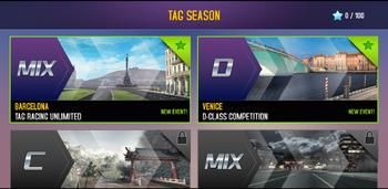 Tag Racing Season