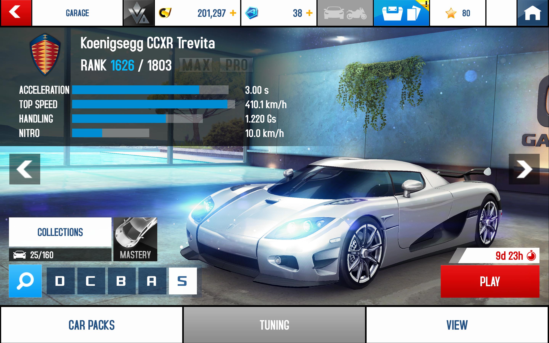 Koenigsegg Ccxr Trevita >> Koenigsegg Ccxr Trevita Asphalt Wiki Fandom