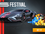 Lamborghini Sián FKP 37 (Festival)