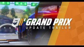 Asphalt 9 Legends - Grand Prix Trailer
