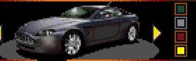 Aston Martin V8 Vantage Asphalt 3 Street Rules