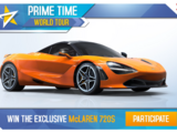 McLaren 720S (World Tour)