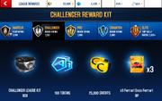 Enzo Challenger League Rewards