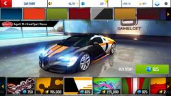 Bugatti Veyron 16.4 Grand Sport Vitesse Decal 14