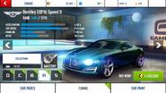 Bentley EXP10 Speed 6 stock + price
