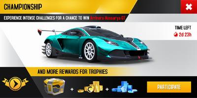 Championship ad