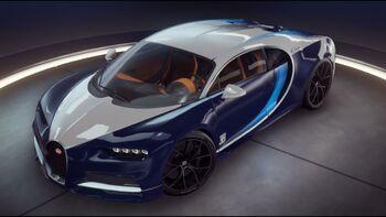 Bugatti Decal