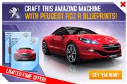 RCZ R BP Promo