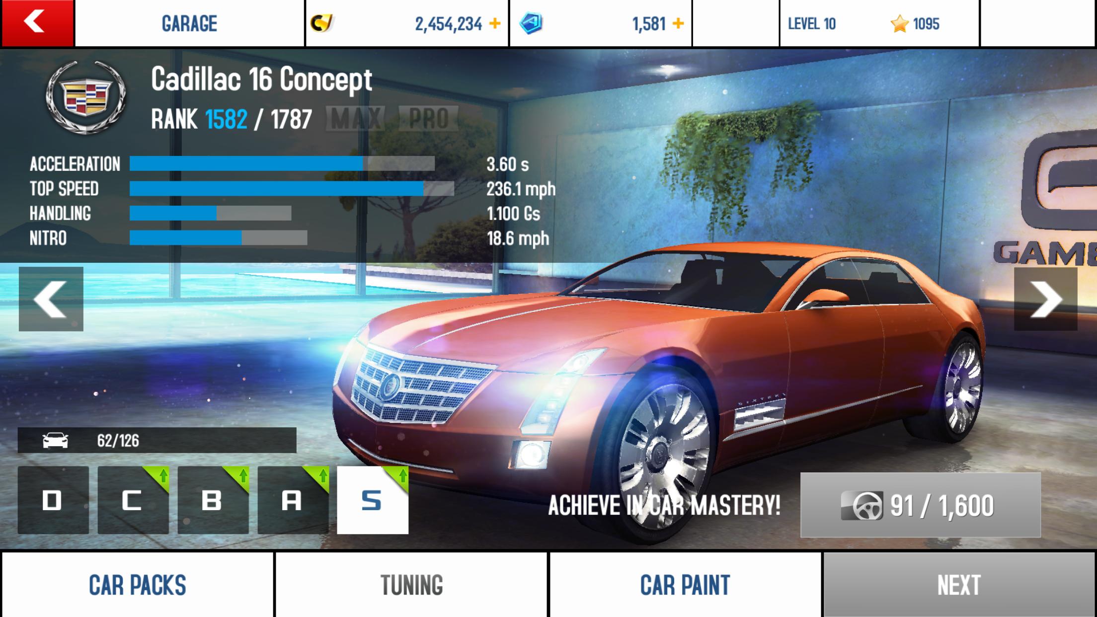 Cadillac 16 Concept   Asphalt Wiki   FANDOM powered by Wikia