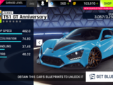 Zenvo TS1 GT 10th Anniversary Edition