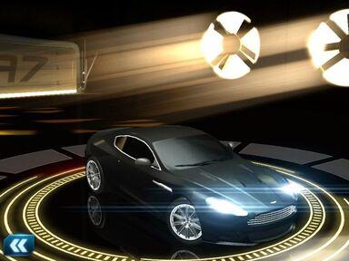 Aston Martin DBS Asphalt 7 Heat