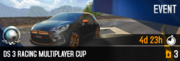 DS 3 BP MP Cup