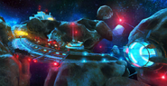 Asteroid Chase banner a8