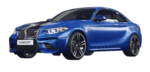 BMW M2 Stripes II icon as