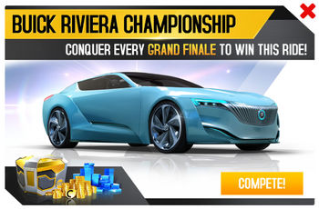 Buick Riviera Championship Promo