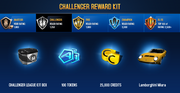 Lamborghini Miura Challenger League Rewards