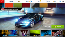 Bugatti Veyron 16.4 Grand Sport Vitesse Decal 11