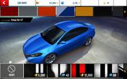 Dodge Dart GT Blue
