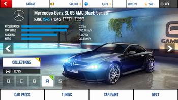 A8Mercedes-BenzSL65AMGBlackSeriesMaxPro