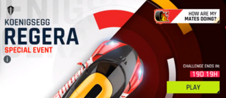 Koenigsegg Event