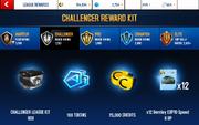 EXP10 S6 Challenger League Rewards