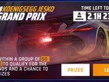 Koenigsegg Jesko (Grand Prix)