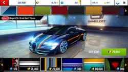 Bugatti Veyron 16.4 Grand Sport Vitesse Decal 3