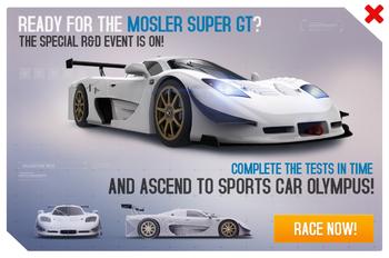 Super GT R&D promo