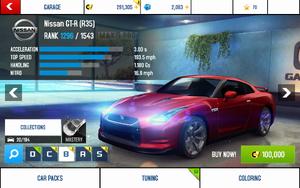 A8 GT-R stats (S MPH)