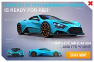 Zenvo TS1 GT R&D Promo