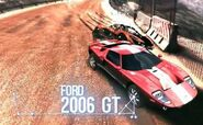 Ford 2006 GT trailer