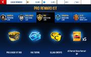 Enzo Pro League Rewards