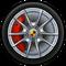 Tires full porsche a8