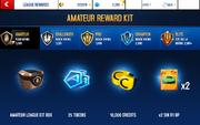 R1 AMTR League Rewards