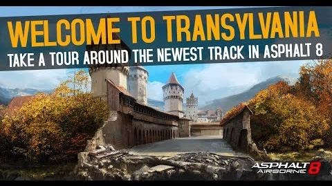 A8 Holiday Update Trailer - Welcome to Transylvania!