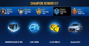 Hyundai i30 N Champion League Rewards