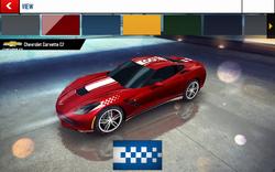 20160225 Chevrolet Corvette C7 decal