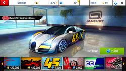 Bugatti Veyron 16.4 Grand Sport Vitesse Decal 20