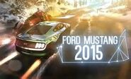 Ford Mustang 2015 Promo