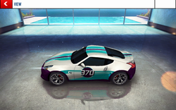 20160224 Nissan 370Z decal