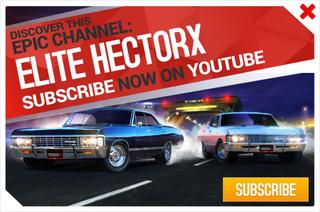 March 2017 Elite Hectorx YouTube Promo