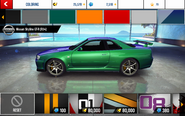 A8 R34 Pearlescent