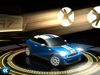 Mini Cooper S Coupe Asphalt 7 Heat