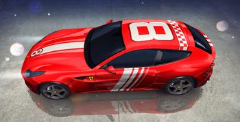 20151028 Ferrari FF decal